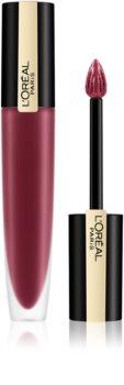L'Oréal Paris Rouge Signature mat tekoča šminka