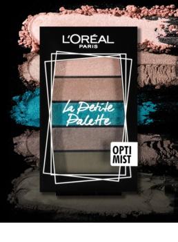 L'Oréal Paris La Petite Palette палетка тіней для очей