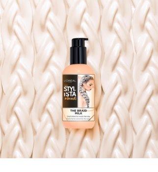 L'Oréal Paris Stylista The Braid Milk Styling Product