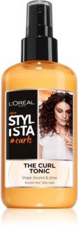 L'Oréal Paris Stylista The Curl Tonic produs de styling