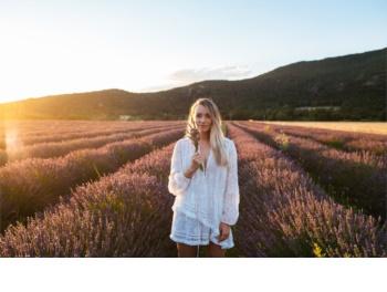 L'Oréal Paris Botanicals Lavender balsam pentru par fin