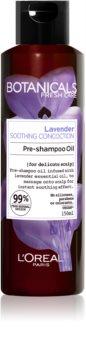 L'Oréal Paris Botanicals Lavender Feuchtigkeitspflege zur Nutzuung vor der Haarwäsche für empfindliche Kopfhaut