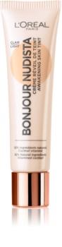 L'Oréal Paris Wake Up & Glow Bonjour Nudista crema BB
