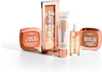 L'Oréal Paris Wake Up & Glow Back to Bronze бронзер