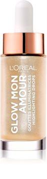 L'Oréal Paris Wake Up & Glow Glow Mon Amour rozświetlacz