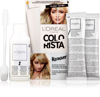 L'Oréal Paris Colorista Remover décolorant pour cheveux