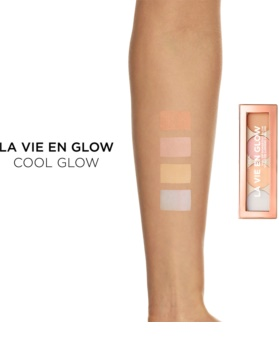 L'Oréal Paris Wake Up & Glow La Vie En Glow IIluminating Palette