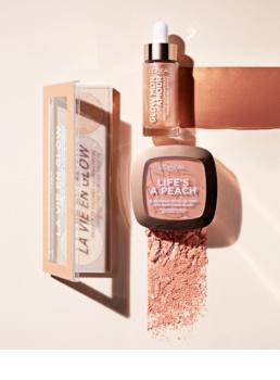 L'Oréal Paris Wake Up & Glow La Vie En Glow освітлююча палетка