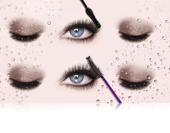 L'Oréal Paris False Lash XFiber Xtreme Resist mascara 2-Faze pentru  volum, lungimea și separarea genelor rezistent la apa