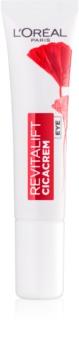 L'Oréal Paris Revitalift Cica Cream krema proti gubam za predel okoli oči