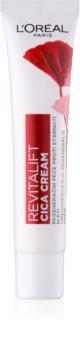 L'Oréal Paris Revitalift Cica Cream denný regeneračný krém proti starnutiu pleti