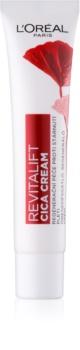 L'Oréal Paris Revitalift Cica Cream regenerujący krem na dzień przeciw starzeniu się skóry