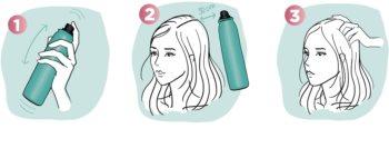 L'Oréal Paris Magic Shampoo Vegetal Boost champú en seco para dar volumen al cabello sin residuos blancos