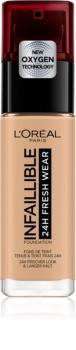 L'Oréal Paris Infaillible fard lichid de lunga durata