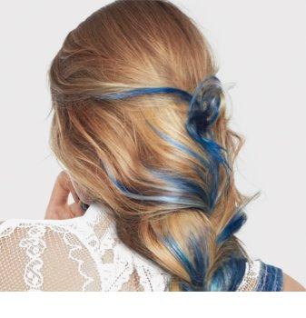 L'Oréal Paris Colorista Hair Makeup jednodená farba pre blond vlasy