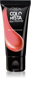 L'Oréal Paris Colorista Hair Makeup jednodenný vlasový make-up pre blond vlasy