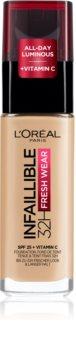L'Oréal Paris Infaillible dlhotrvajúci tekutý make-up
