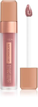 L'Oréal Paris Infaillible Les Chocolats ultra mat tekoča šminka