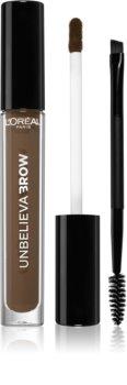 L'Oréal Paris Unbelieva Brow gel sourcils longue tenue