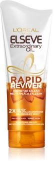 L'Oréal Paris Elseve Extraordinary Oil Rapid Reviver balzam za suhe lase
