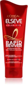 L'Oréal Paris Elseve Color-Vive Rapid Reviver balsamo per capelli tinti