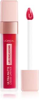 L'Oréal Paris Infaillible Les Macarons labial líquido mate de larga duración