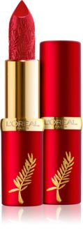 L'Oréal Paris Limited Edition Cannes 2019 Color Riche hydratační rtěnka