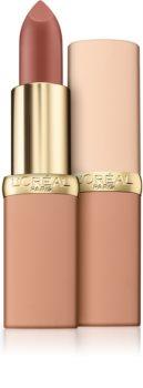 L'Oréal Paris Color Riche Matte Free The Nudes matná hydratační rtěnka
