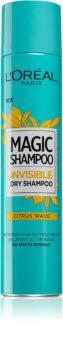 L'Oréal Paris Magic Shampoo Citrus Wave Dry Shampoo 200 ml