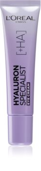 L'Oréal Paris Hyaluron Specialist krema za područje oko očiju