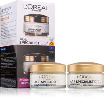 L'Oréal Paris Age Specialist 55+ Sminkset I. för Kvinnor