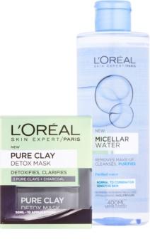 L'Oréal Paris Pure Clay coffret I.