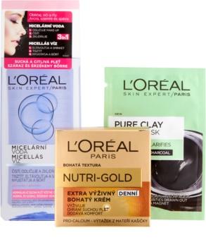 L'Oréal Paris Nutri-Gold Kosmetik-Set  IV.