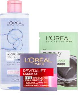 L'Oréal Paris Revitalift Laser X3 Kosmetik-Set  IV.