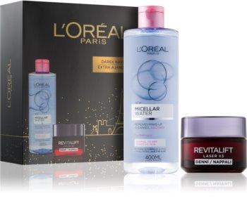 L'Oréal Paris Revitalift Laser X3 косметичний набір I.