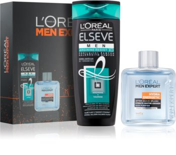 L'Oréal Paris Men Expert Hydra Energetic косметичний набір I.