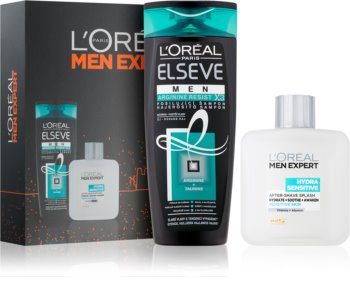 L'Oréal Paris Men Expert Hydra Sensitive coffret I.