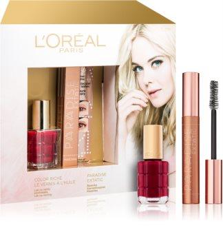 L'Oréal Paris Paradise Extatic lote cosmético