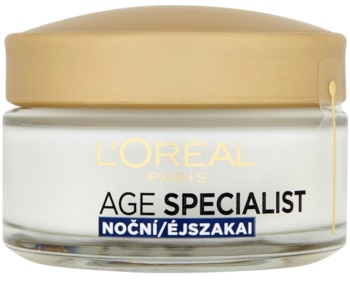 L'Oréal Paris Age Specialist 65+ Nourishing Night Cream with Anti-Wrinkle Effect