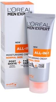L'Oréal Paris Men Expert All-in-1 Feuchtigkeitscreme für Normalhaut
