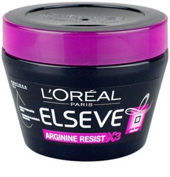 L'Oréal Paris Elseve Arginine Resist X3 máscara fortificante