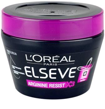 L'Oréal Paris Elseve Arginine Resist X3 зміцнююча маска