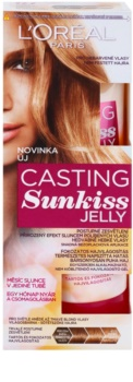 L'Oréal Paris Casting Sunkiss Jelly gel schiarente per capelli naturali