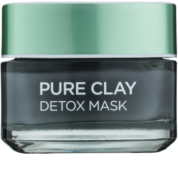 L'Oréal Paris Pure Clay Detoxifying Mask
