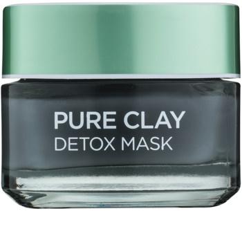 L'Oréal Paris Pure Clay razstrupljevalna maska