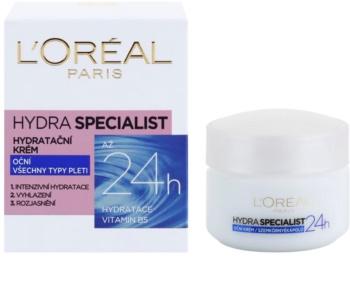 L'Oréal Paris Hydra Specialist crema idratante per il contorno occhi