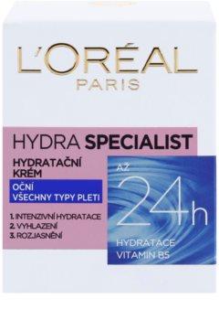 L'Oréal Paris Hydra Specialist hydratačný krém na očné okolie