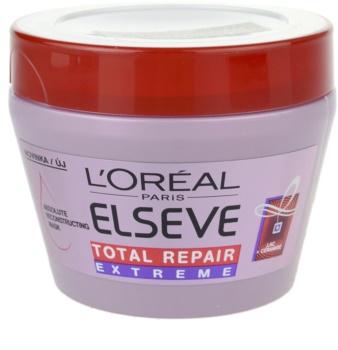L'Oréal Paris Elseve Total Repair Extreme Restoring Mask For Dry And Damaged Hair