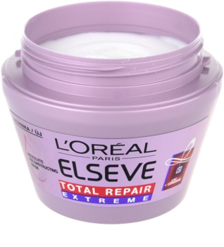 L'Oréal Paris Elseve Total Repair Extreme megújító maszk száraz és sérült hajra