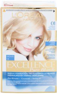 L'Oréal Paris Excellence Creme barva na vlasy